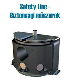 7. Safety Line - Biztonsági műszerek